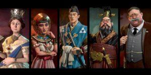 Los mejores líderes de Civilization 6 para cada nivel