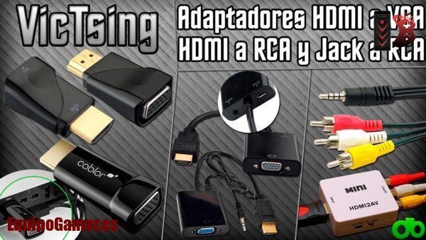 adaptadores HDMI para Switch de Media Markt