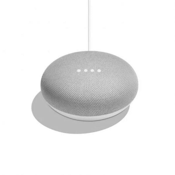 altavoces inteligente google home mini