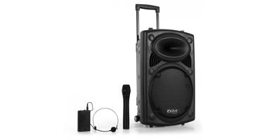 altavoces portátiles Ibiza Sound