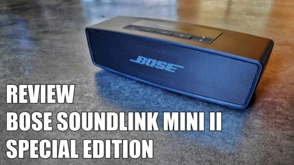 Altavoz Bluetooth Bose Soundlink Mini 2
