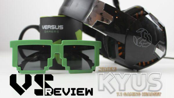 auriculares gaming Krom Kyus