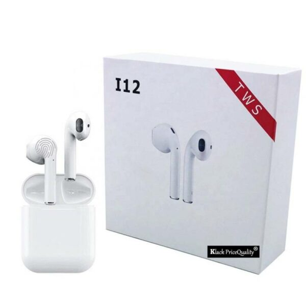 auriculares inalámbricos TWS i12