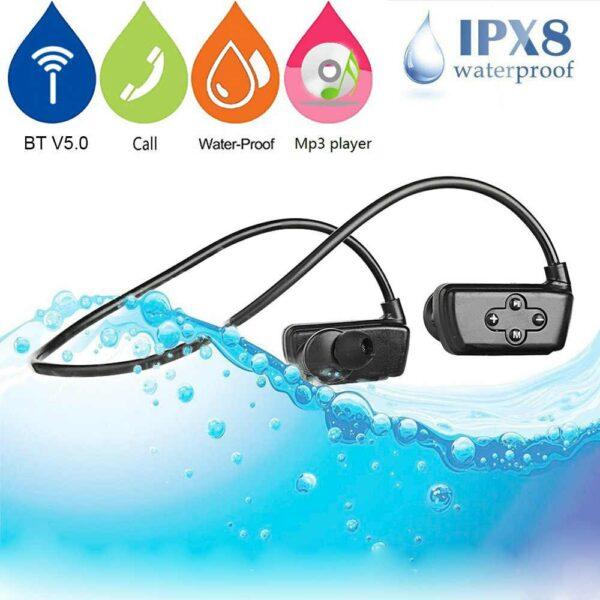auriculares natacion