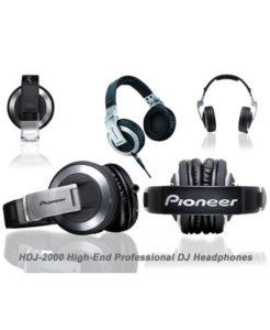 Recopilación con los auriculares Pioneer más baratos
