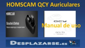 Auriculares Qcy T1