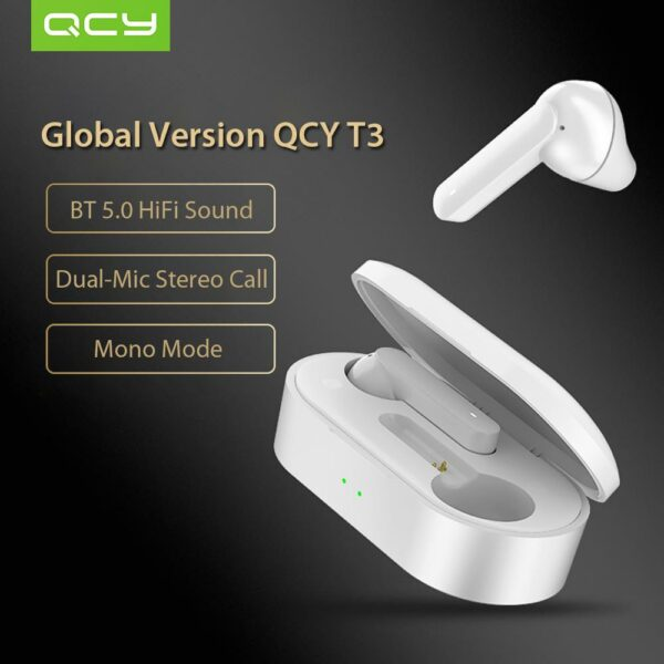 auriculares QCY T3