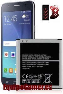 Catálogo de baterias para Samsung Galaxy J3