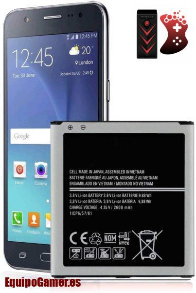 baterias para Samsung Galaxy J3