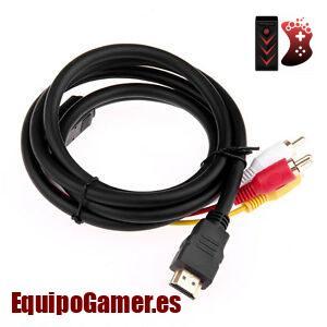 Los 5 cables AV a HDMI preferidos por nuestros visitantes
