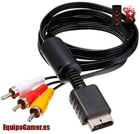 cables AV para PS3
