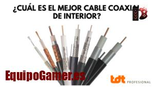 Cables de antena para TV al mejor precio en Carrefour