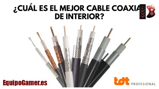 cables de antena para TV de Carrefour