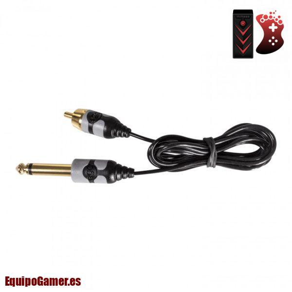 cables de jack RCA de Carrefour