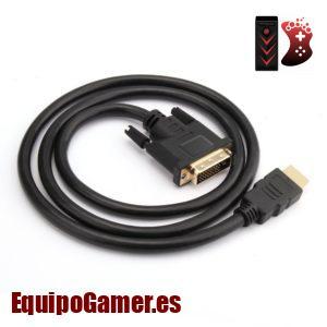 Recopilación de cables DVI a HDMI con buenas reseñas