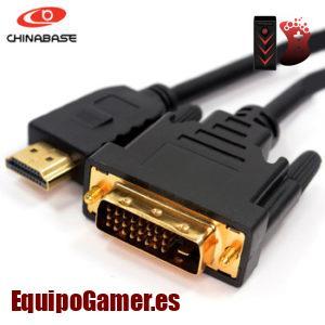Recopilación de cables HDMI a euroconector de Carrefour en liquidación