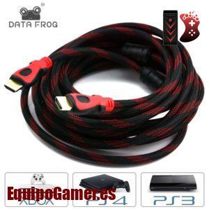 Catálogo con los cables HDMI de 10 metros mejor valorados