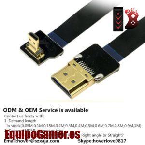El Top 7 en cables HDMI de 6 metros con la mejor relación calidad precio