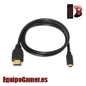 El Top 5 de cables Micro HDMI a HDMI de Carrefour con precios sin competencia