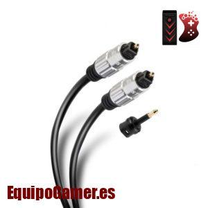 Recopilación de los cables ópticos de audio digital más solicitados
