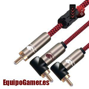 Nuestra gama de cables para subwoofer para los que saben elegir