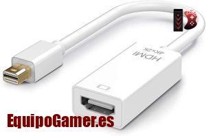 Cables Thunderbolt a HDMI disponibles en Media Markt