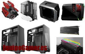 Catálogo de las cajas horizontales para ordenador de sobremesa al mejor precio