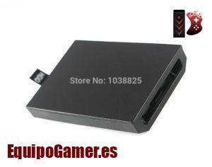 Las 10 carcasas de disco duro para Xbox 360 Slim preferidas por su calidad y precio