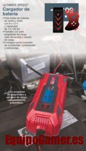 Nuestro catálogo de cargadores de batería Ultimate Speed