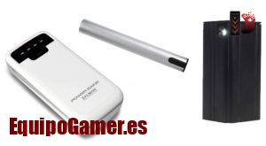 Catálogo de los cargadores de móvil portátiles con mejor calidad precio