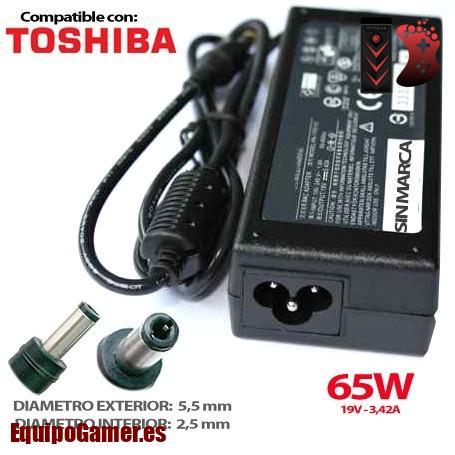 cargadores para ordenador portátil Toshiba