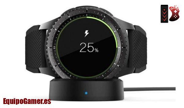 cargadores para Samsung Gear S3