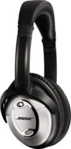 Liquidación de stock de cascos Bose Quietcomfort 15