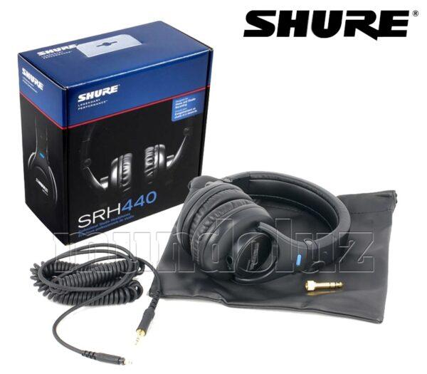 cascos Shure SRH440
