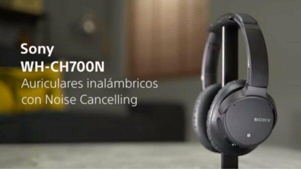 cascos Sony wh-ch700nb