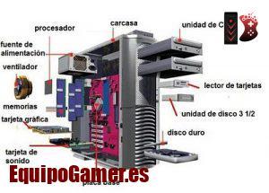 Componentes para montar un PC Gamer a medida!