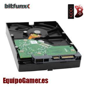 Catálogo con los discos duros PS2 al mejor precio