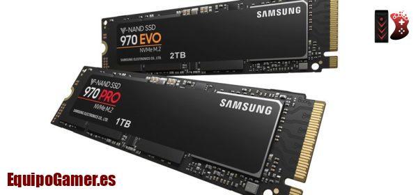 discos SSD M.2 de Amazon