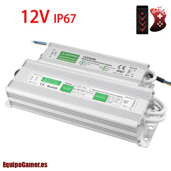 fuentes de alimentación para LED de 12v