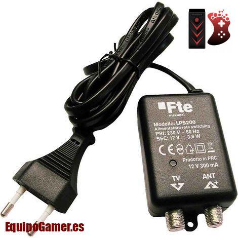 fuentes de alimentación para amplificador de antena de TV