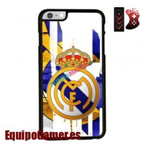 Catálogo con las fundas para móvil del Real Madrid con mejor calidad precio