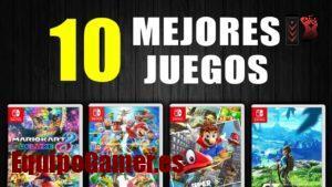 Listado de los juegos para Nintendo Switch de Media Markt con más ventajas del 2020