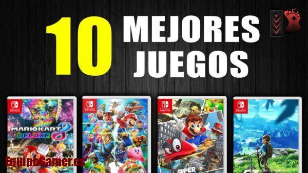 juegos para Nintendo Switch de Media Markt