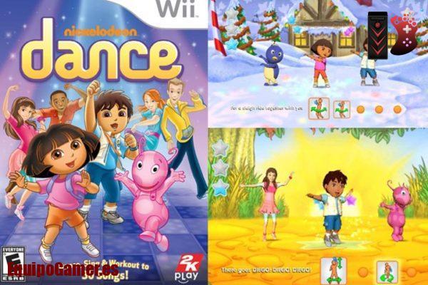 juegos de Wii para niños de 4 años