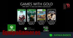 Selección de juegos para Xbox One de Media Markt en rebajas