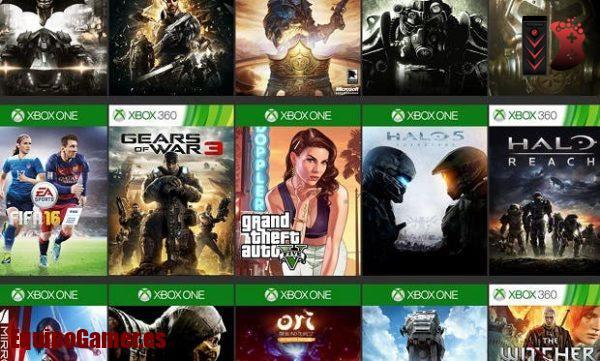 juegos online para Xbox One