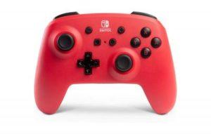 El auténtico mando pro de Nintendo Switch