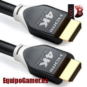 Catálogo de los mejores mejores cables HDMI para 4k del año