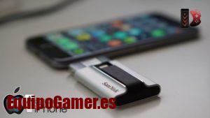 Gama de memorias externas para Iphone con buena relación calidad calidad