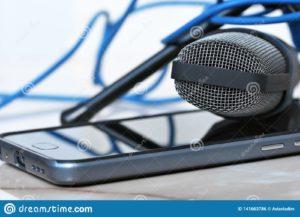 El microfono smartphone con mejores características